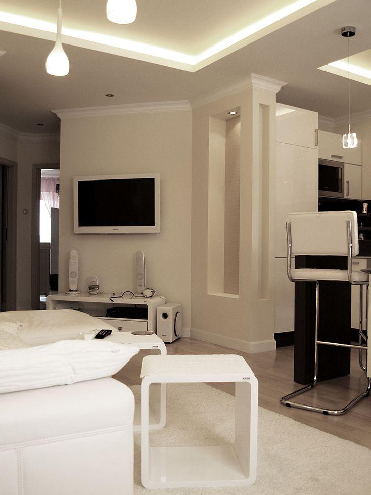Małe mieszkanie dla młodych ludzi/ Small apartment for young people