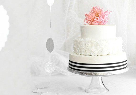 Make a Wedding Cake With SprinkleBakes
