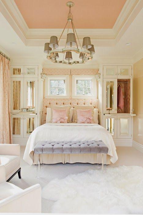 Master Bedroom No Closet