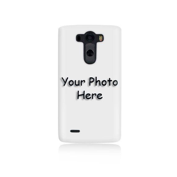 Cas personnalisé avec votre propre Photo LG G3 par VDirectCases