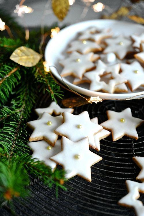 Petites étoiles de Noël à croquer
