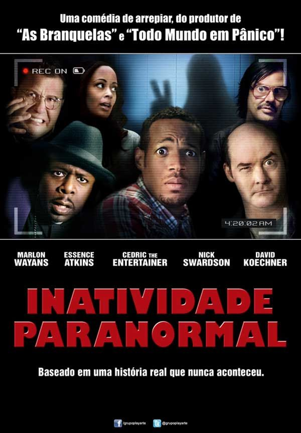 """Inatividade Paranormal"" (A Haunted House - 2013)"