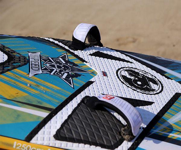 Windsurfboard Tabou Rocket CED bei hoppels.com.
