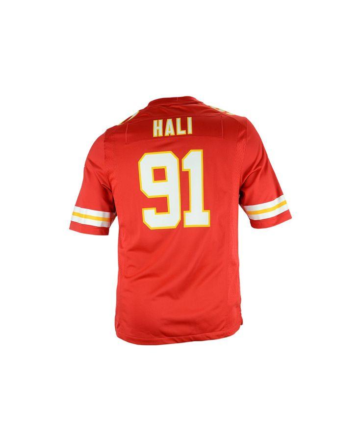 Nike Men's Tamba Hali Kansas City Chiefs Game Jersey