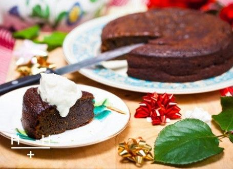 Jamaican gingerbread #TheArtofEatingWell