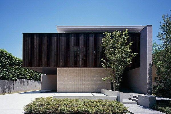 Dual House, Tokyo, 2011$#$Photo: Kenichi Suzuki