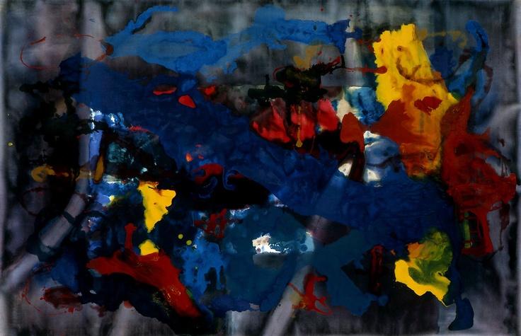Stefan Ramniceanu - 1997 | 300 x 200 cm