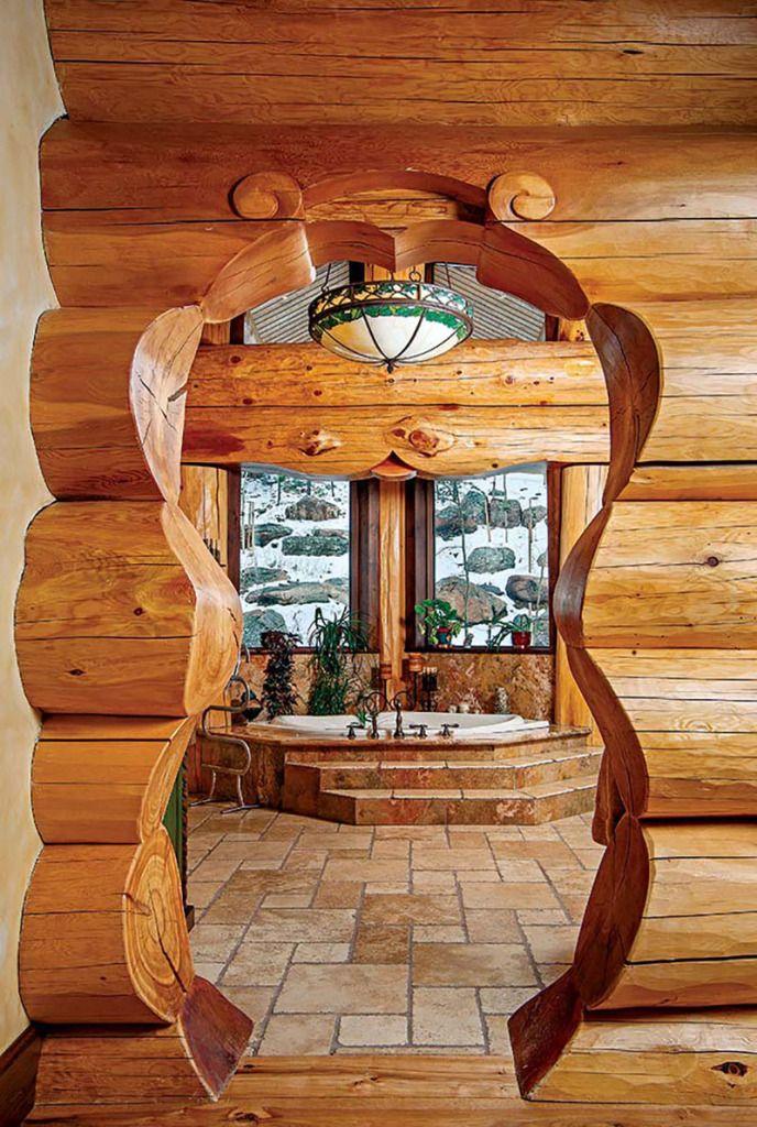 Bathroom - cabin
