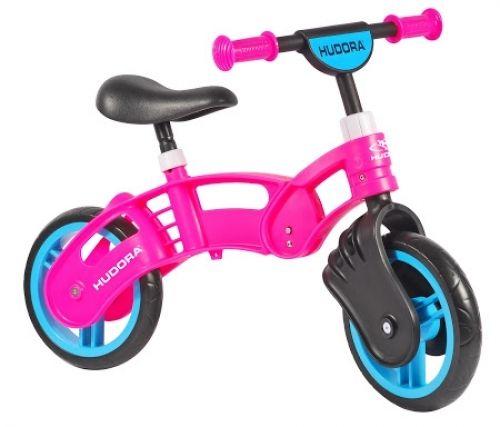 HUDORA kunststof loopfiets 'Koolbike Girl' van Hoppa-Toys.nl. De HUDORA 'Koolbike Girl' loopfiets is een lichtgewicht, kwaliteits kunststof loopfiets. Van 49,95 euro voor 35,95 euro.