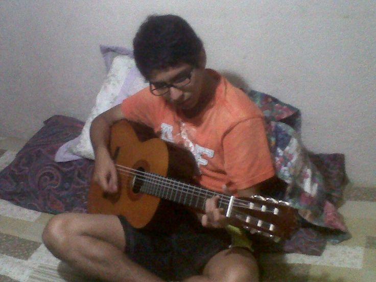 Playing G.