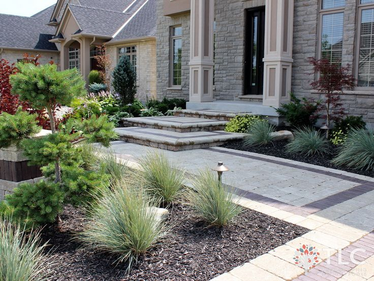 Walkway, Steps, Interlocking, Pavers, Front Enterance