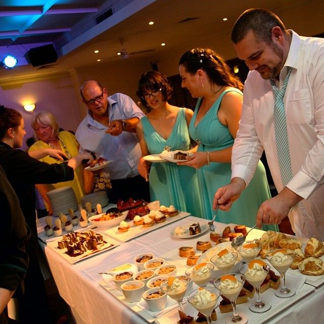 We can help you fulfil your dessert dreams :: Photo by Nathania Springs Receptions :: Dandenong Ranges, Victoria, Australia