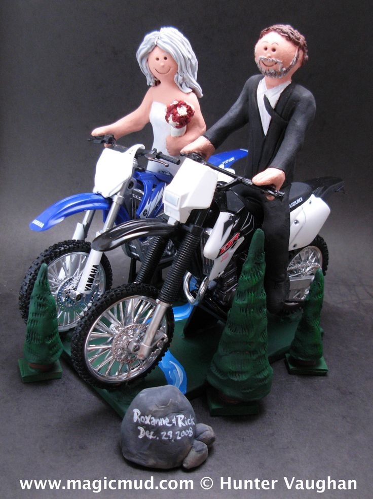 20 best Sportbike Motorcycle Wedding Cake Toppers images on