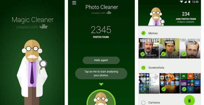 AppsUser: ¿Muchas fotos inútiles en WhatsApp?, Magic Cleaner te puede ayudar