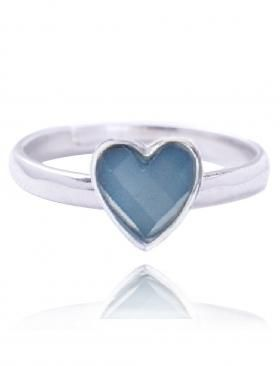 Joma Jewellery Kiki Ring in Blue Buy it here £8.50 http://www.the-homeboutique.co.uk/joma-jewellery/rings/kiki-ring-blue.html