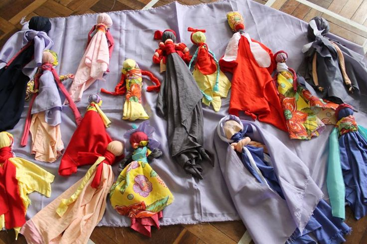 bonecas abayomis