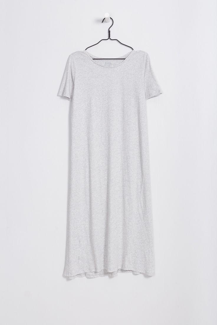 kowtow - 100% certified fair trade organic cotton clothing - Building Block T-Shirt Dress