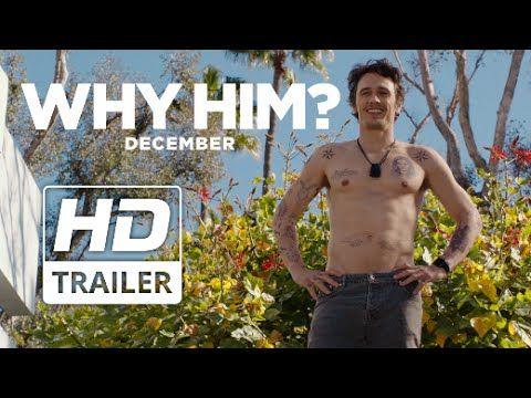 'Why Him?' (2016) - Bryan Cranston, James Franco, Zoey Deutch, Megan Mullally, Keegan-Michael Key, Adam DeVine, Casey Wilson, Andrew Rannells & Steve Aoki.