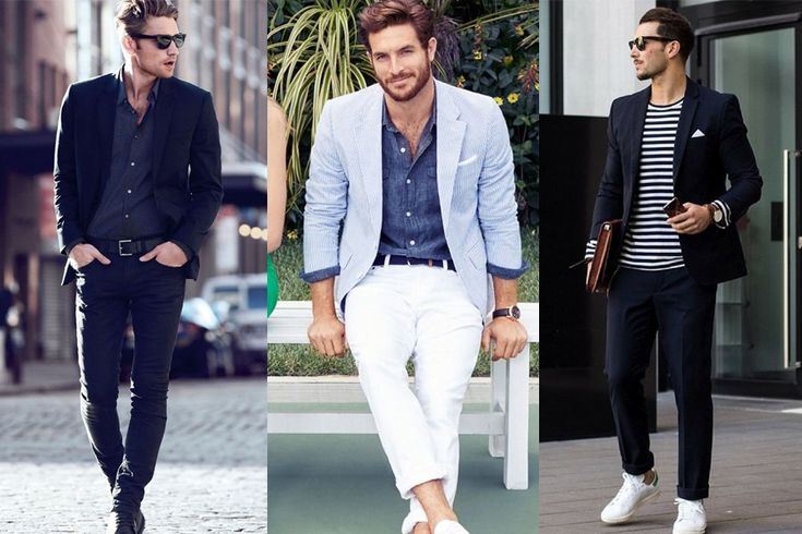 A Guide to the Men's Smart Casual Dress Code