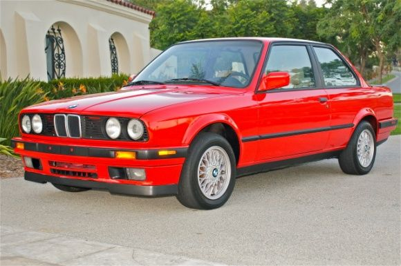 1991 BMW 318is E30