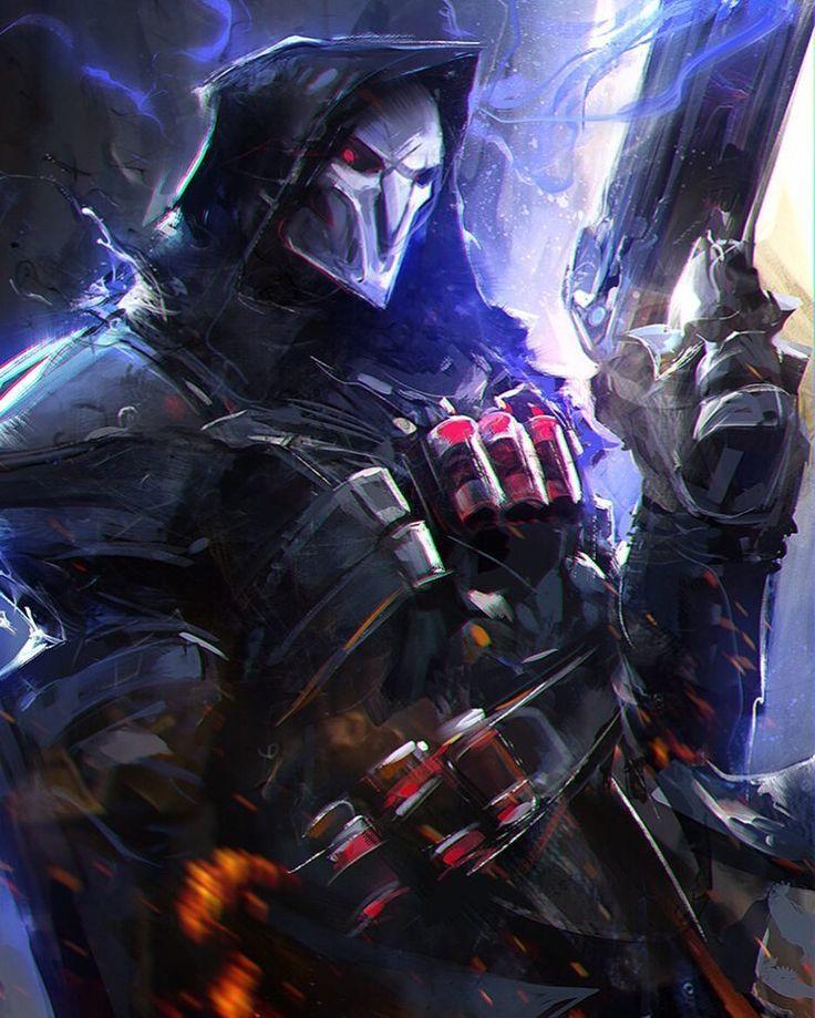 Reaper Art by   Ross Tran
