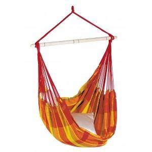 Silla hamaca Brasil. Medidas: 160 x 130cm. Disponible en diferentes colores. Fabricante: Amazonas. 72,90€