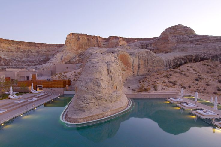 Our photo gallery lets you explore the beauty of Amangiri, Utah. View the luxury suites, secluded pools & spectacular canyon views on offer at Amangiri.