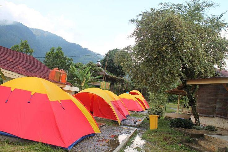 Tenda Camping Citra Alam
