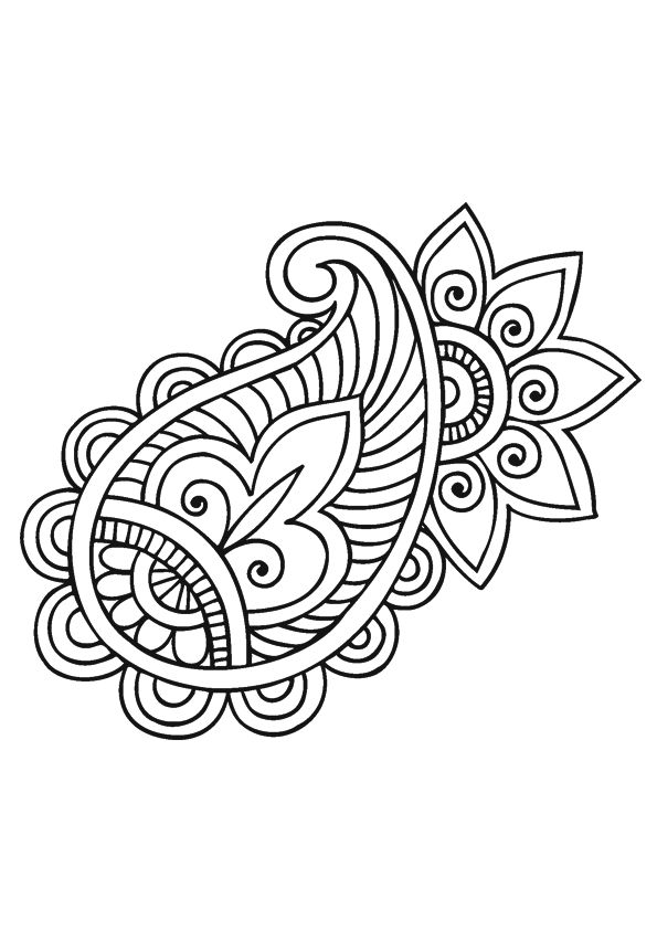pictures to color for the screen in the basement STCI, coloriage pour adultes et enfants mandalas