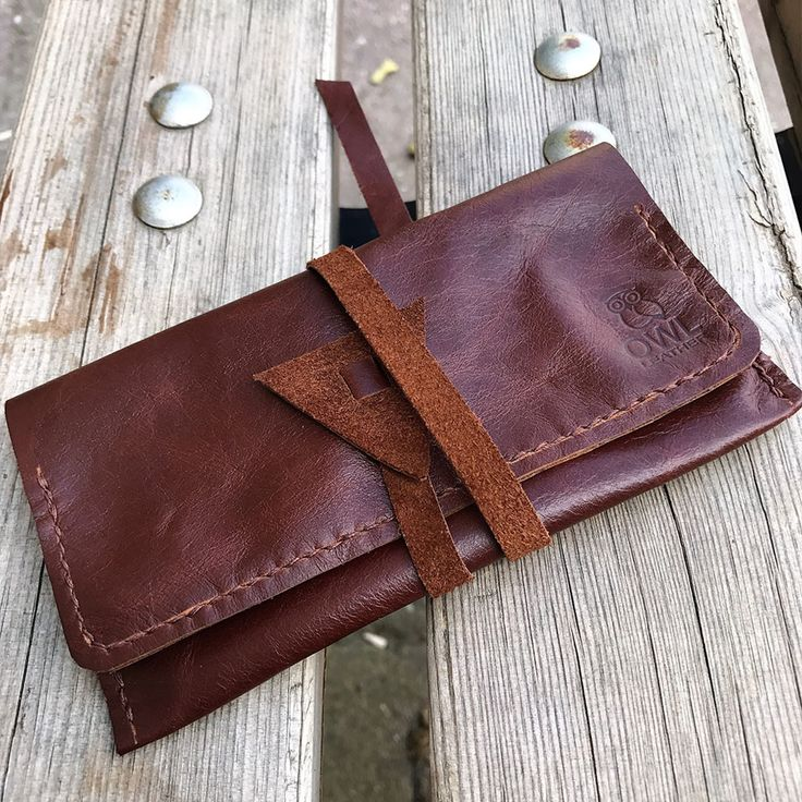 Tobacco Pouch is Made this unique design with best quality cowhide leather.  Hanade tobacco pouch. Designed specifically for tobacco users. There are 3 pockets in total. Paper, filter and tobacco. The tobacco pouch was made in the nubuck. It gives a wonderful sense of touch.dm  -it's closes with leather laced. -Completely handcrafted. Sizes is standard for any kind of tobacco pocket. Ready to shipping!  *** We ship our items to worldwide via DHL EXPRESS service.