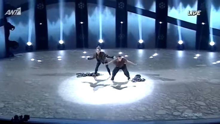 Παρασκευάς Θεοδοσίου - Δέσποινα Λαγουδάκη - So You Think You Can Dance -...