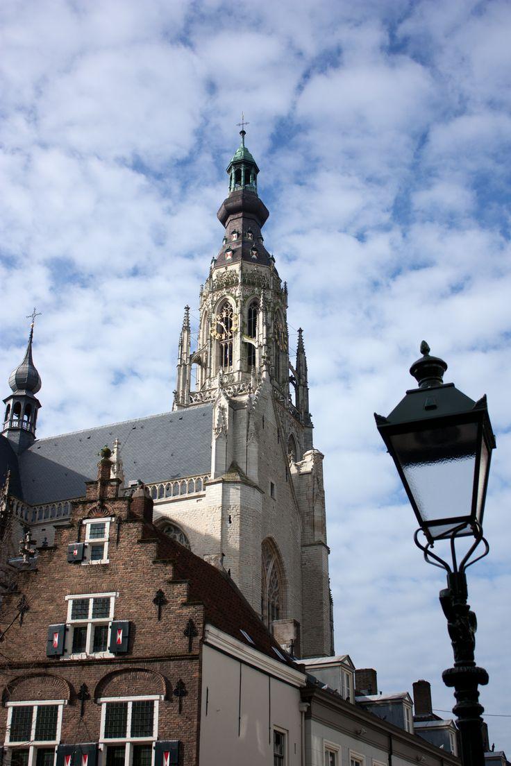 De Grote of Onze-Lieve-Vrouwekerk, Breda, Netherlands