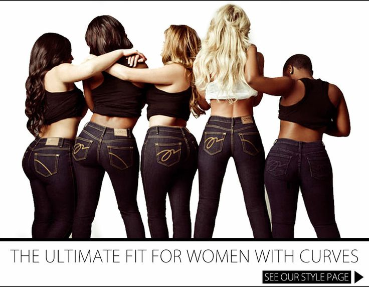 PZI Jeans | THE ULTIMATE FIT FOR WOMEN WITH CURVES