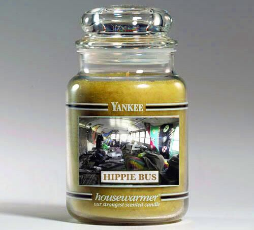 Rejected Yankee candle