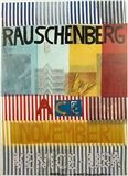 Robert Rauschenberg - Ace, November, Venice USA,... on MutualArt.com As seen in Frasier's apartment!