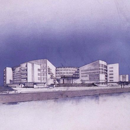 Der Palast der Sowjets: Entries by German architects to the Palace of the Soviets competition