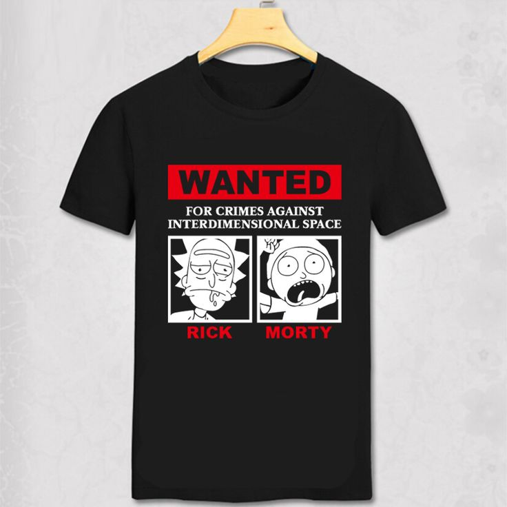 FREE RICK Rick and Morty DIY men's short sleeve T shirt cotton Round collar white gray black Funny T shirt Hipster TShirts-in T-Shirts from Men's Clothing & Accessories on Aliexpress.com | Alibaba Group