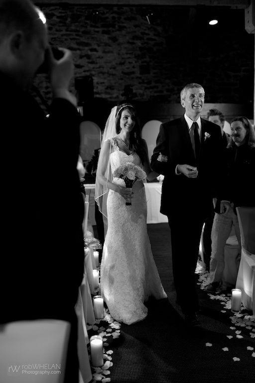 Vlada and Ryan's wedding at the Courtyard Restaurant. Photo by Rob Whelan - Rob Whelan Photography http://robwhelanphotography.com/