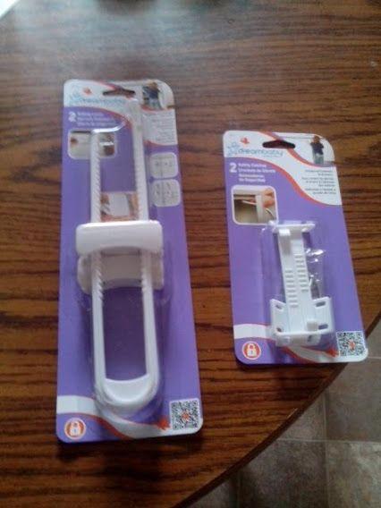Free Child Safety Latch Kit!