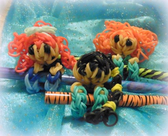 Pencil Hugger  Choose Your Princess  FREE by FuzzlesBandStand