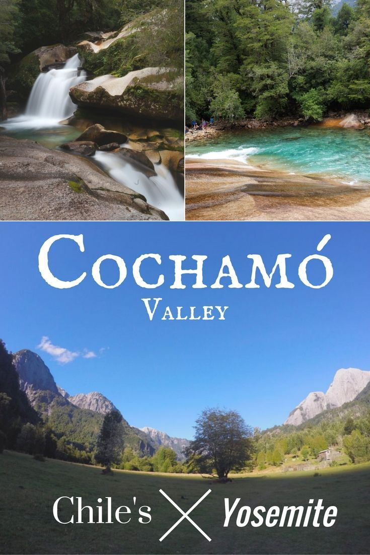 Yosemite attracts people from all around the world. This hidden valley in Cochamo is Chile's version and their best kept secret that very few gringos visit: