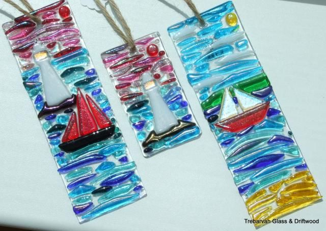 TREBARVAH GLASS & DRIFTWOOD ART FUSED GLASS GALLERY
