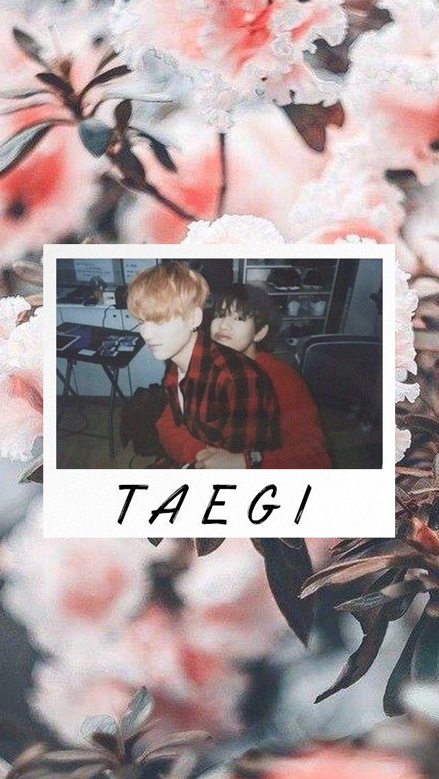 TAEGI BTS lockscreen aesthetic kpop