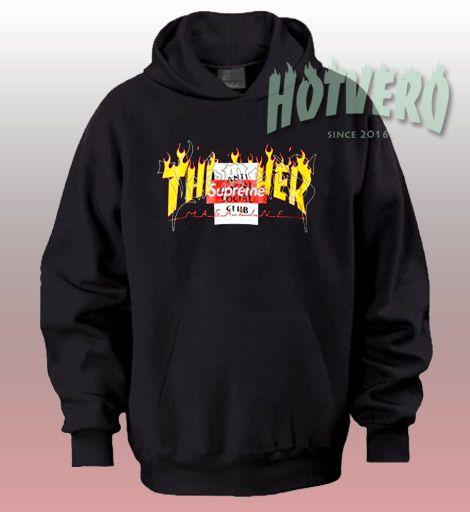 Thrasher Supreme Anti Social Club Hoodie Urban Fashion Collabs   Price    32    hiphopwear 427c9b2fd3