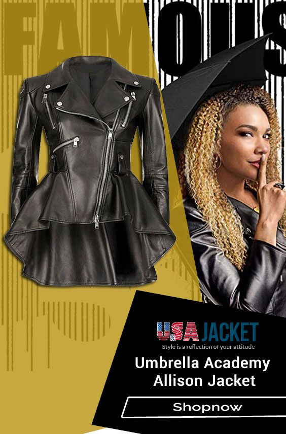c271ba556 The Umbrella Academy Allison Hargreeves Jacket in 2019   The ...