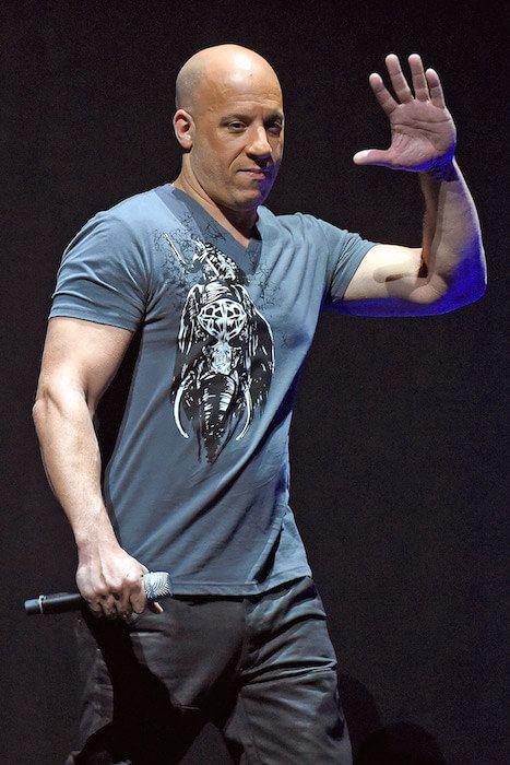 Vin Diesel...