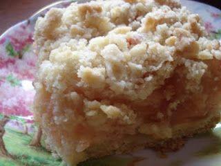 Mennonite Girls Can Cook: Anything Fruit Squares (Easy Platz)