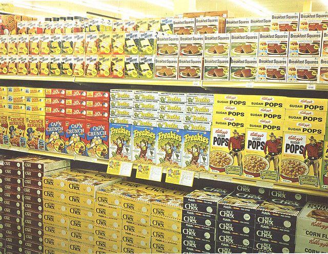 Freakies Cereal Store photo - Press Kit