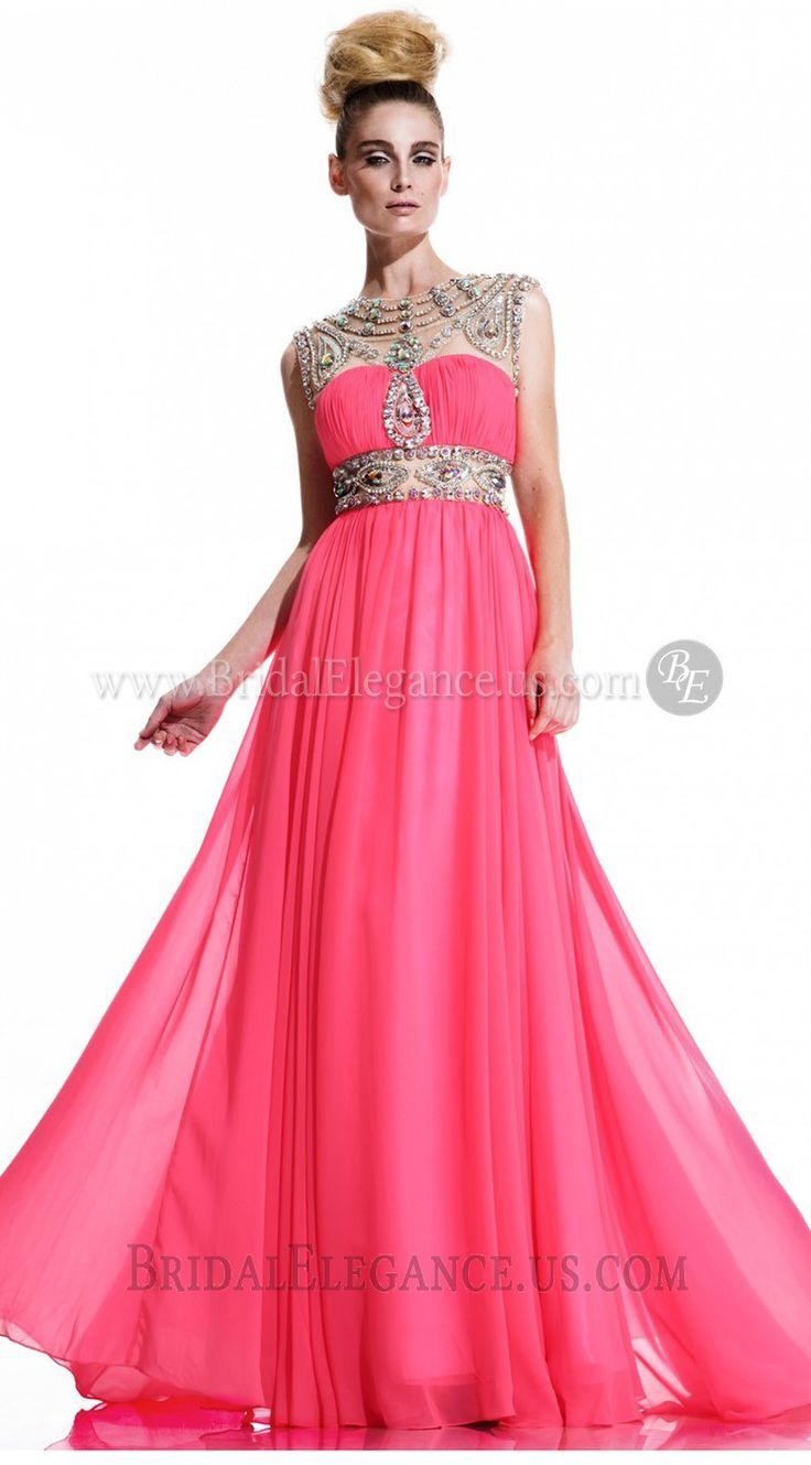 Mejores 107 imágenes de Pink Prom Dresses en Pinterest | Vestidos de ...