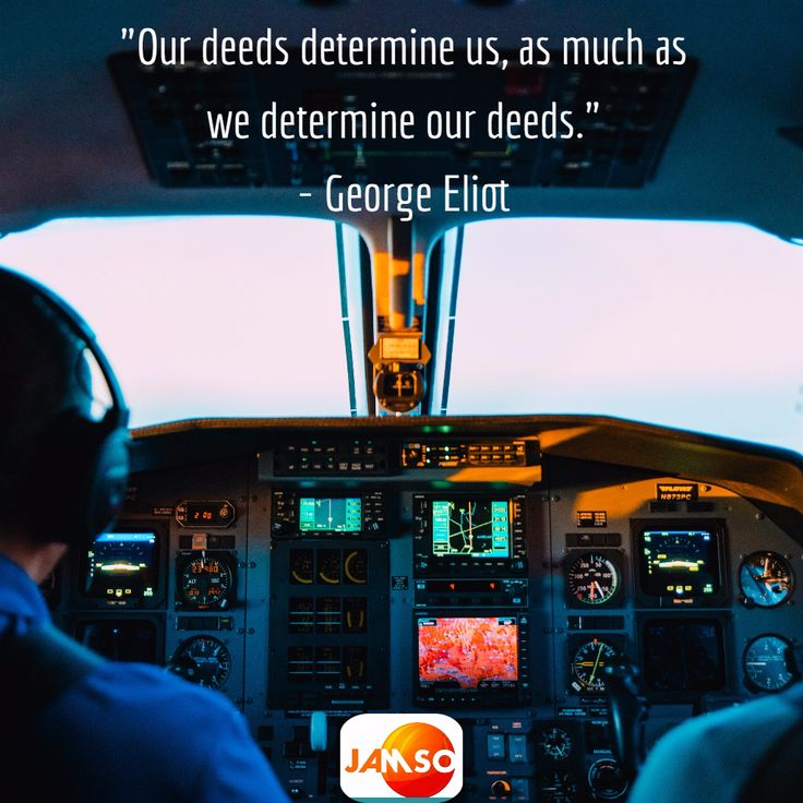"""""""Our deeds determine us, as much as we determine our deeds."""" - George Eliot"""